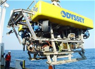 Odyssey- Tauchroboter Zeus. Foto: Odyssey