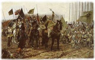 Wallenstein & Co Manfred Gindles Seite zum Dreißigjährigen Krieg