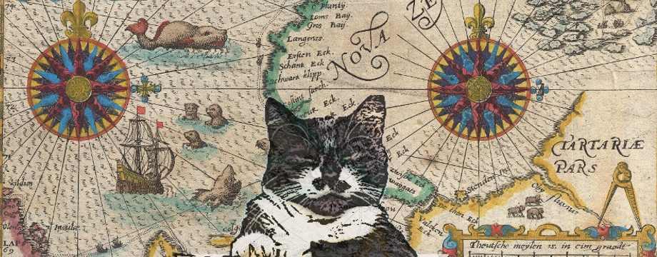 Forscher, Katzen und Kanonen Wolfgang Schwerdts Seite zu den maritimen Forschungsreisen des 18.und 19. Jahrhunderts