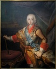 Peter III. als Kind, gemalt von Georg Christoph Grooth
