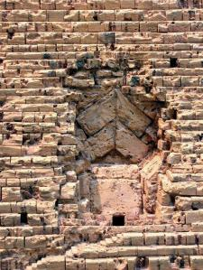 D. Cöllen, Cheops-Pyramide