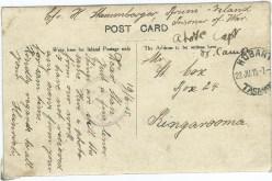 PostkarteRück
