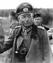 Generaloberst Heinz Wilhelm Guderian. Quelle: Bundesarchiv, Bild 101I-139-1112-17 / Knobloch, Ludwig / CC-BY-SA