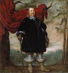 Jürgen Ovens: Herzog Friedrich III. von Schleswig-Holstein-Gottorf