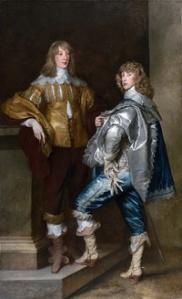 Anthonius van Dyck: Lord John Stuart und Lord Bernard Stuart
