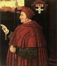 Kardinal Thomas Wolsey
