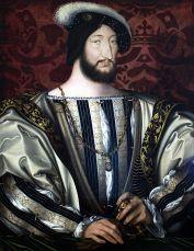 Der französische König Franz I.