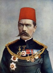 Herbert Kitchener, 1. Earl Kitchener of Karthoum als Sirdar, 1900