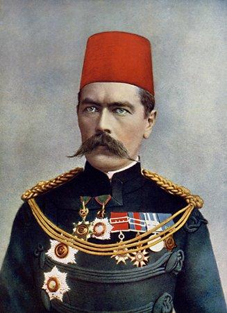 Herbert Kitchener, 1. Earl Kitchener of Karthoum als Sirdar, 1900