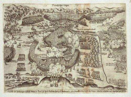 Schlacht von St. Gotthart-Moggersdorf